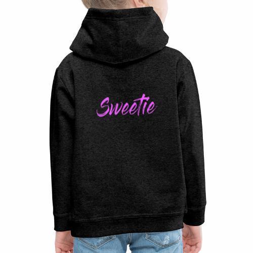 Sweetie - Kids' Premium Hoodie