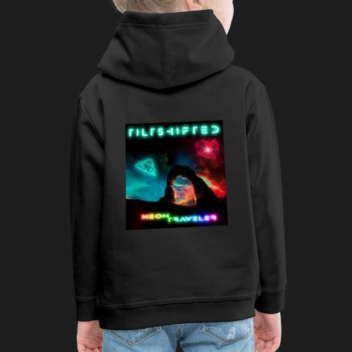 TiltShifted - Neon Traveler - Lasten premium huppari