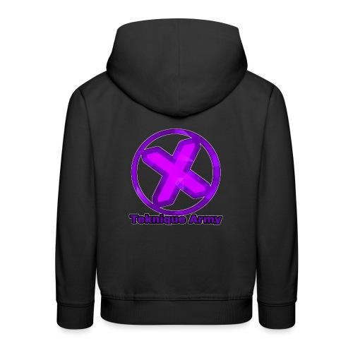Xpert Teknique - Kids' Premium Hoodie