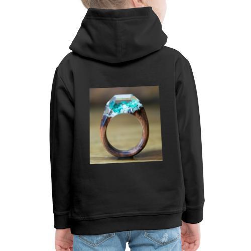 schöner Ring - Kinder Premium Hoodie