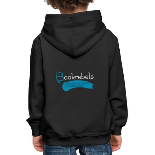 Bookrebels Enthusiastic - White - Kids' Premium Hoodie
