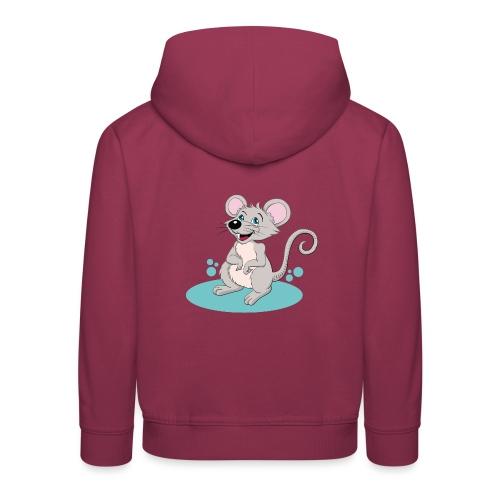 Kleine Maus - Kinder Premium Hoodie