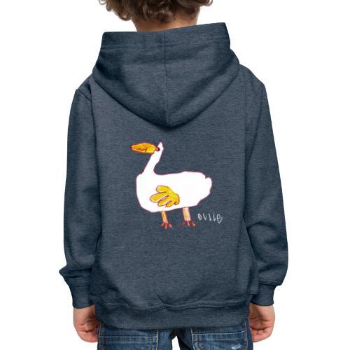 Ollie's Duck - Kids' Premium Hoodie