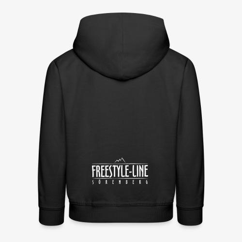 Freestyle-Line - Kinder Premium Hoodie