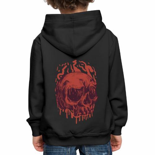 Bloody Skull - Lasten premium huppari