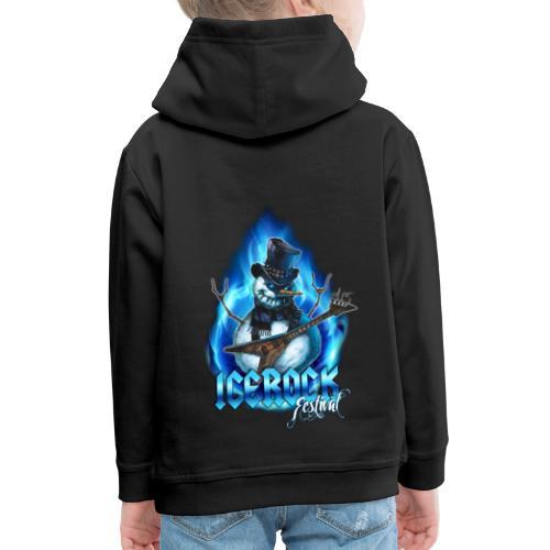Snowman Evil - Kinder Premium Hoodie