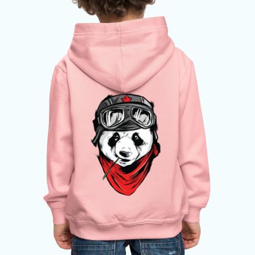 Panda pilot - Kids' Premium Hoodie
