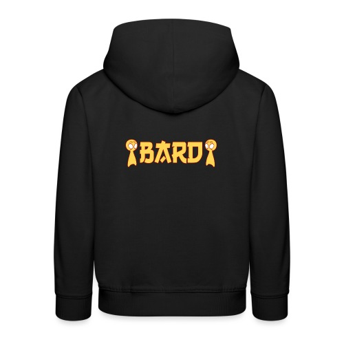Bard Main - Kinder Premium Hoodie