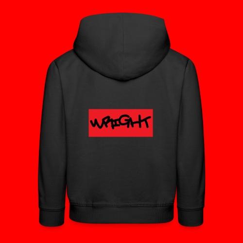 wright - Kids' Premium Hoodie
