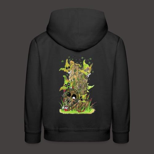 Ivy Death - Pull à capuche Premium Enfant