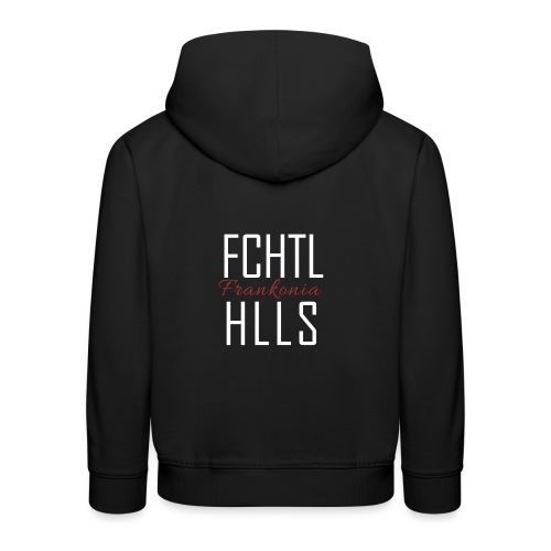 Fichtelhills Frankonia - Kinder Premium Hoodie