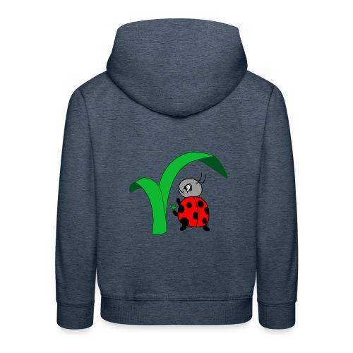 Marienkäfer - Kinder Premium Hoodie