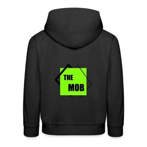THE MOB - Sudadera con capucha premium niño