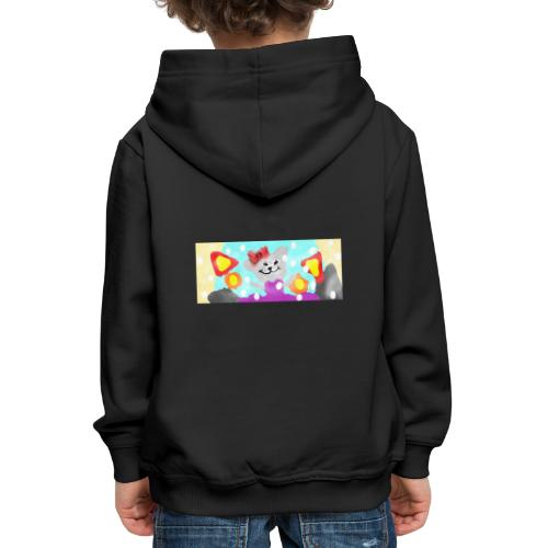 Party Cat - Kinder Premium Hoodie