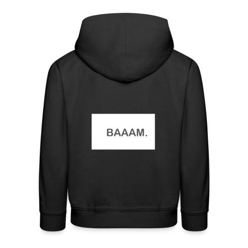 Baaam - Kinder Premium Hoodie