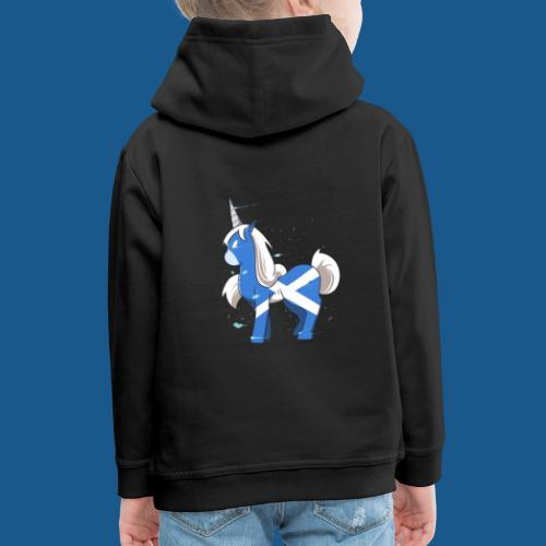 The Scotsman - Kids' Premium Hoodie