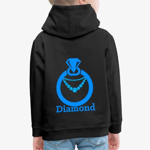 Diamond - Kinder Premium Hoodie