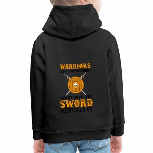 Warrior Feelings - Lasten premium huppari
