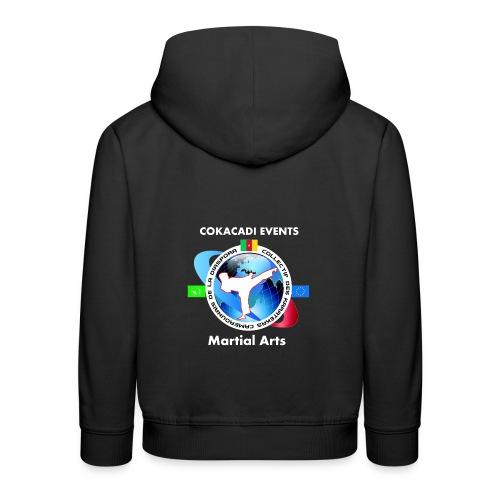 COKACADI EVENT'S design 2 - Pull à capuche Premium Enfant