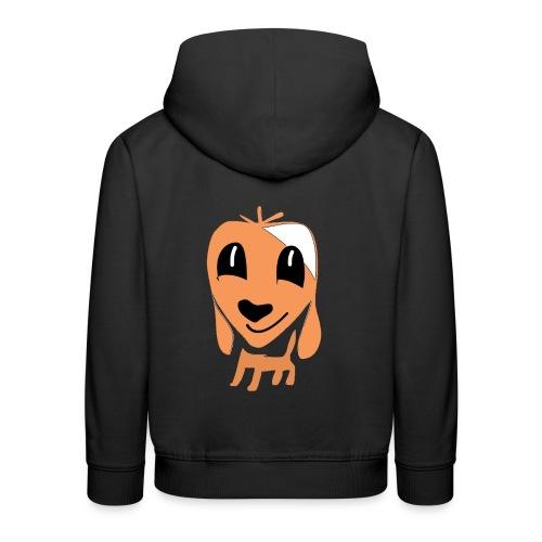 Hundefreund - Kids' Premium Hoodie
