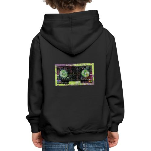 Dj design gifts - Kids' Premium Hoodie