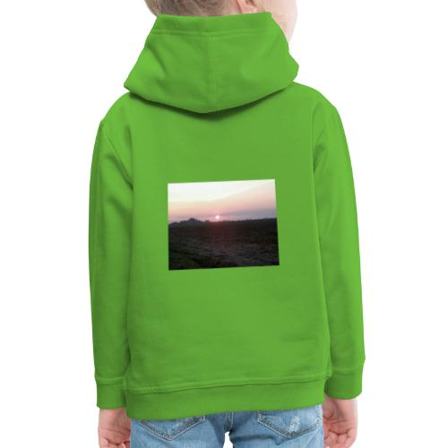 Alba - Felpa con cappuccio Premium per bambini