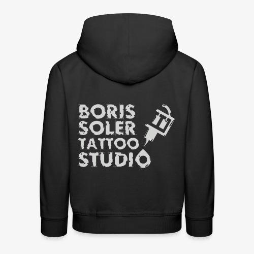 Boris Soler Tattoo - Kids' Premium Hoodie