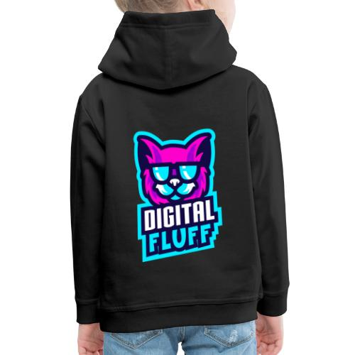 DigitalFluff - Kids' Premium Hoodie