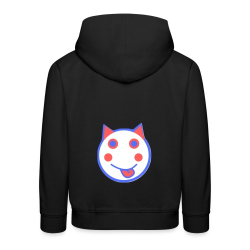 Alf Cat RWB | Alf Da Cat - Kids' Premium Hoodie