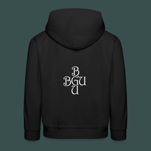 BGU - Kinder Premium Hoodie