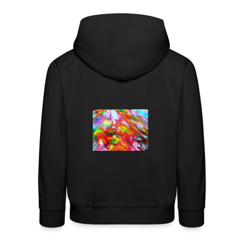abstract 1 - Kids' Premium Hoodie