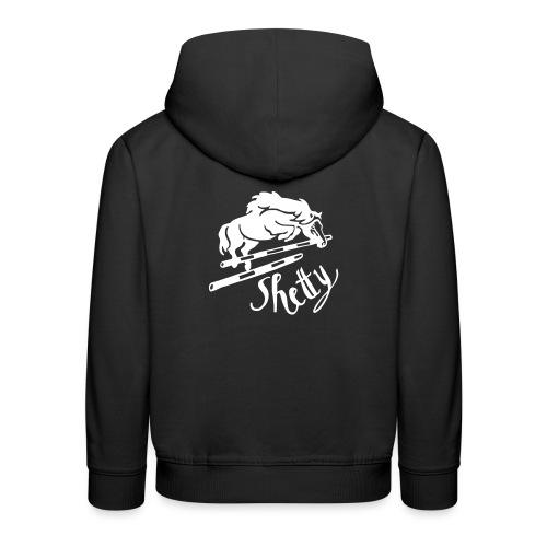 Shetty Sprung - Kinder Premium Hoodie
