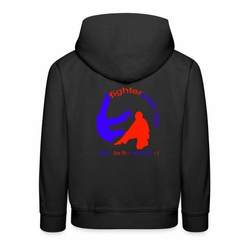 SVF LU Abteilung Ju-Jutsu - Kinder Premium Hoodie