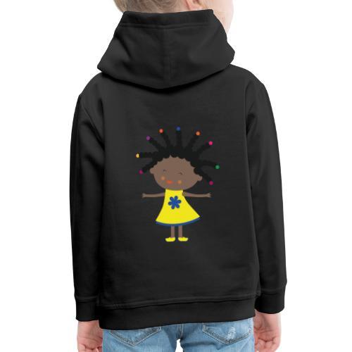 Happy Meitlis - Afrika - Kinder Premium Hoodie