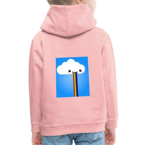 rainbow - Kinder Premium Hoodie