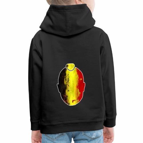 Ninja #ALLFORRADJA - Kinderen trui Premium met capuchon