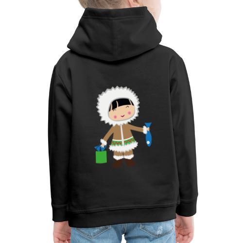 Happy Meitlis - Alaska - Kinder Premium Hoodie