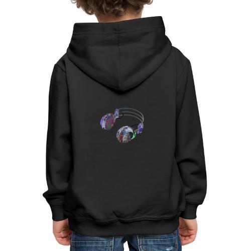Electronic music fashion - Kids' Premium Hoodie