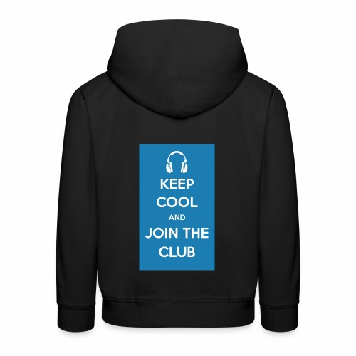 Join the club - Kids' Premium Hoodie