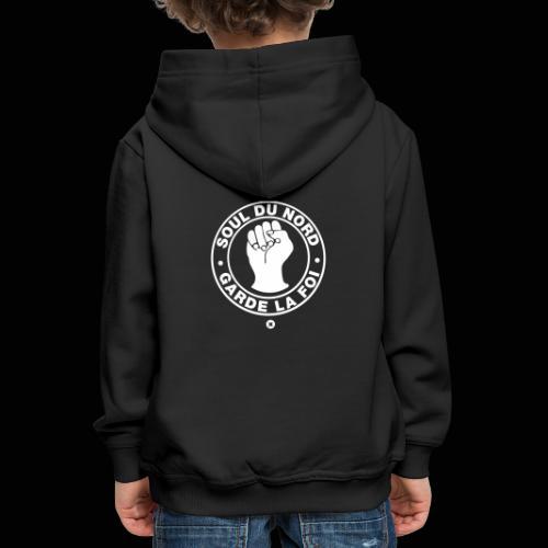 La soul du Nord ! - Pull à capuche Premium Enfant