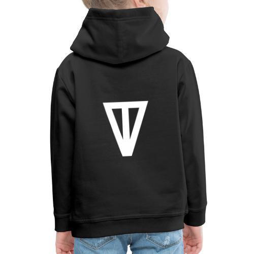 VT Logo - Kinder Premium Hoodie