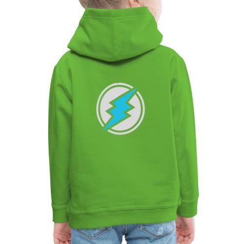 ETN logo # 2 - Kids' Premium Hoodie