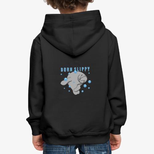 Born Slippy - Kids' Premium Hoodie