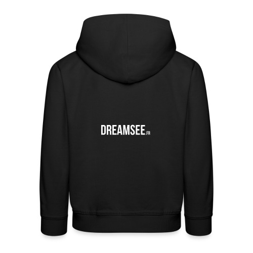 Dreamsee - Pull à capuche Premium Enfant