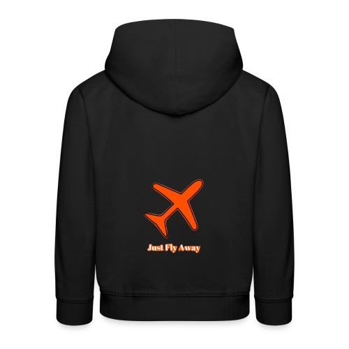 Just Fly Away - Kids' Premium Hoodie