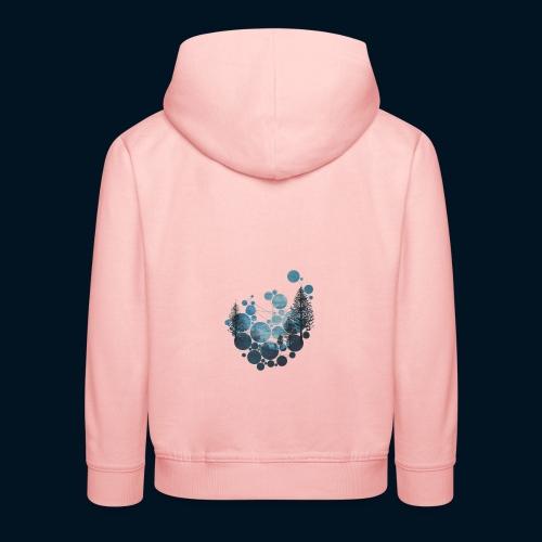 Camicia Flofames - Felpa con cappuccio Premium per bambini