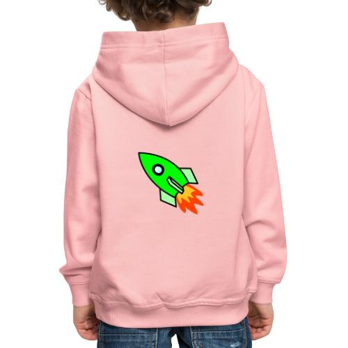neon green - Kids' Premium Hoodie