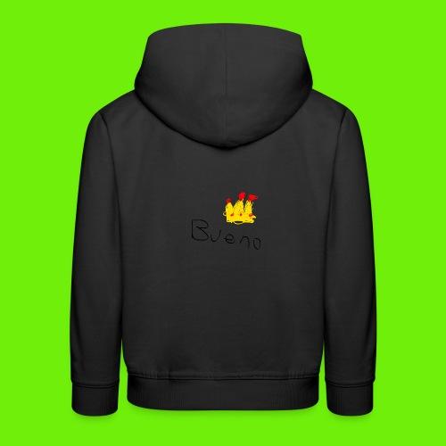 King Bueno Classic Merch - Kids' Premium Hoodie