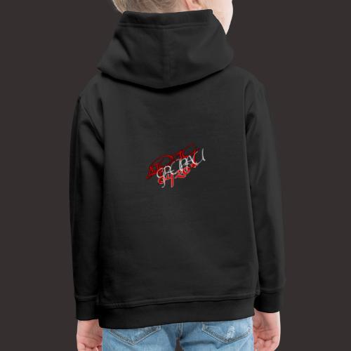 Leipzig tshirt - Kinder Premium Hoodie