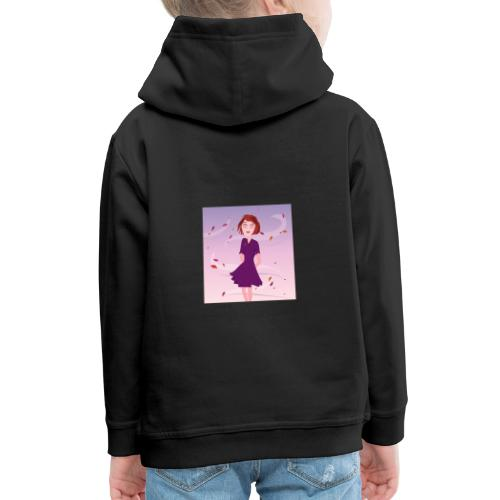 Dreamgirl Katie herfst - Pull à capuche Premium Enfant